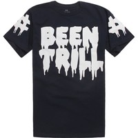 Been Trill Trill T-Shirt - Mens Tee - Blue -