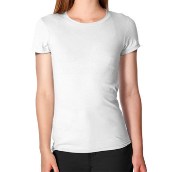 TURBOS EXHAUST GASES Women's T-Shirt