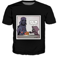 """I will finish what you started"" Star Wars Tee"