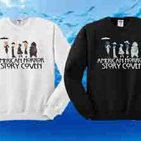 American Horror Story Witches sweater design  Sweatshirt Crewneck Men or Women Unisex Size