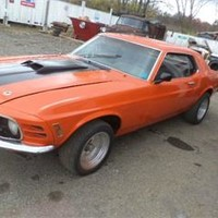 1970 Ford Mustang for Sale | ClassicCars.com | CC-598703