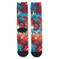 Disney Wonderland Crew Sock 1 Pack | Shop at Vans