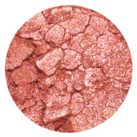 Rosé Loose Glam Dust (shimmery pigment)