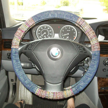 OOAK Steering Wheel Cover