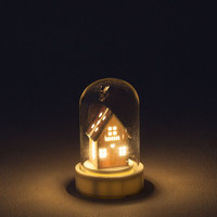 Crystal ball house decoration with light - New Arrivals | Zara Home United Kingdom