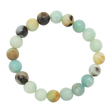 Truth, Self Discovery and Integrity- Amazonite