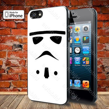Star Wars Stormtrooper 03 Case For iPhone 5, 5S, 5C, 4, 4S and Samsung Galaxy S3, S4