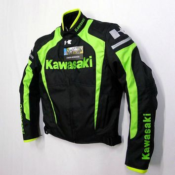 automobile race jackets jacket motorcycle clothing warm windproof ride clothing motorcycle jacket with protection