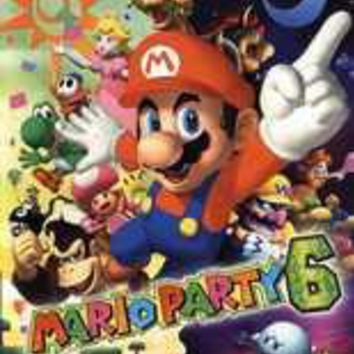 Mario Party 6 for the Gamecube (Disc Only!)