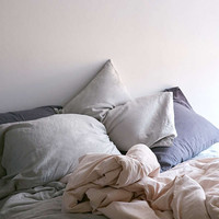 Assembly Home Linen Blend Duvet Cover | Urban Outfitters