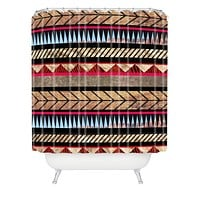Kei Akela Shower Curtain