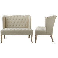 Loveseats | Wayfair - Buy Sofas & Loveseat, Living Room Couches Online