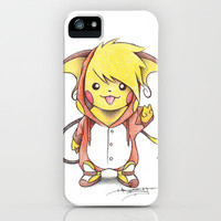 Spark of Brilliance iPhone & iPod Case by Randy C