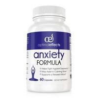 ANTI-ANXIETY: All Natural Stress Relief & Cortisol Reducer Supplement