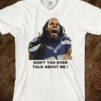 Richard Sherman Rant