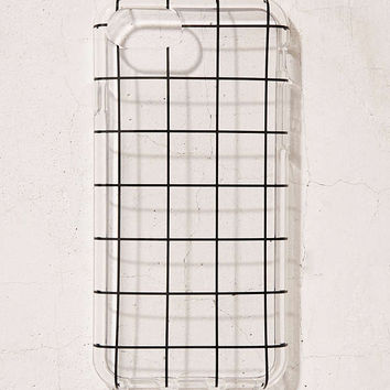 Grid On You iPhone 7/6/6s Case - Urban Outfitters