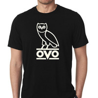 Drake OVO Owl T-Shirt // Mens Womens T-Shirt / Multi Colors and Sizes Available //