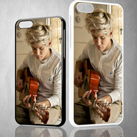 niall horan one direction and guitar Z0112 iPhone 4S 5S 5C 6 6Plus, iPod 4 5, LG G2 G3, Sony Z2 Case