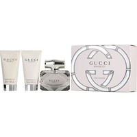 GUCCI BAMBOO by Gucci EAU DE PARFUM SPRAY 1.6 OZ & BODY LOTION 1.6 OZ & SHOWER GEL 1.6 OZ (TRAVEL OFFER)