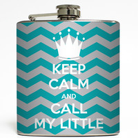Mascot Call My Little - Sorority Flask