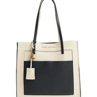 MARC JACOBS The Grind Color Block Leather Tote | Nordstrom