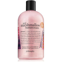 Pink Marshmallow Buttercream Shampoo, Shower Gel & Bubble Bath