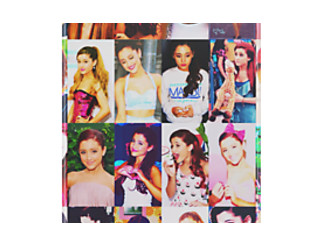 Ariana Grande Collage