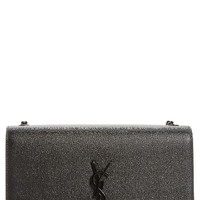 Saint Laurent Medium Monogram Leather Crossbody Bag | Nordstrom