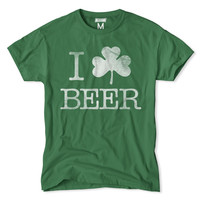 "St. Patricks Day ""I Shamrock Beer"" T-Shirt"