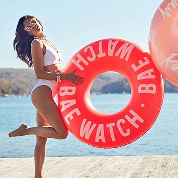 Bae Watch Pool Ring