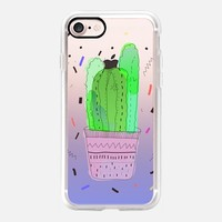 Cactus Cacti love iPhone 7 Case by Vasare Nar | Casetify