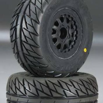 NEW Pro-Line Street Fighter SC 3.0  Renegade Black Wheels(2 1167-17Officially Licensed  AT_69_5