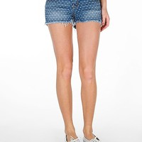 Klique B Polka Dot Stretch Short