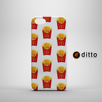 LOVE MCFRIES Design Custom Case by ditto! for Samsung Galaxy s3 s4 & s5 and Note 2 3 4 iPhone 6 6 Plus iPhone 5 5s 5c iPhone 4 4s
