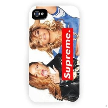 Beyonce Supreme Music Yonce For iPhone 4 / 4S Case