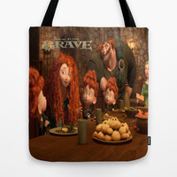 Brave Tote Bag by Store2u