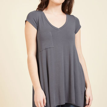 A Crush on Casual Tunic