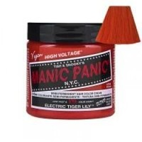Manic Panic Semi Permanent Cream Hair Color - Electric Tiger Lily