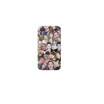zoella and alfie iPhone 4/4s/5 & iPod 4 Case
