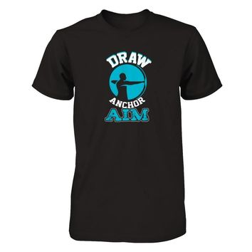 Draw Anchor Aim - Shirts