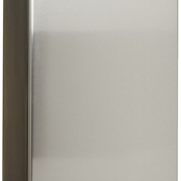3.3 cu.ft. Compact Refrigerator with Energy Star - Stainless