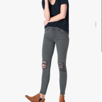 Joe's Jeans The Icon Midrise Skinny Ankle/ Darica
