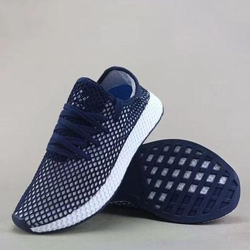 Adidas Deerupt Runner Fashion Casual Sneakers Sport Shoes