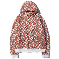 Burberry Women or Men  Fashion Casual Loose Top Sweater Pullover Hoodie