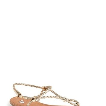 Women's BP. 'Mantra' Flat Thong Sandal,