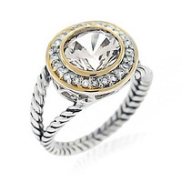 Bling Jewelry Sparkle Pretty Ring