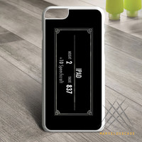 iPhone Stats _Skyrim Custom case for iPhone, iPod and iPad