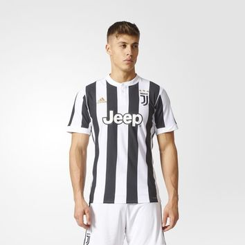 adidas Juventus Home Replica Jersey - White | adidas UK