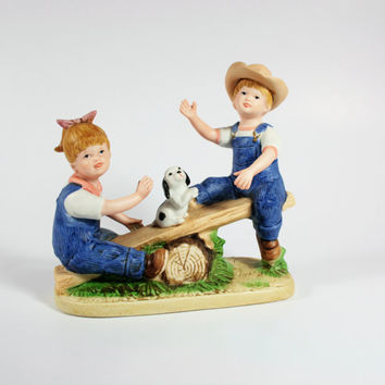 Best homco home interiors vintage products on wanelo Home interiors figurines homco