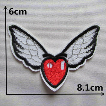 1pcs Embroidered patch iron on Applique garment embroidery patch DIY accessory military Embroidered Applique patches
